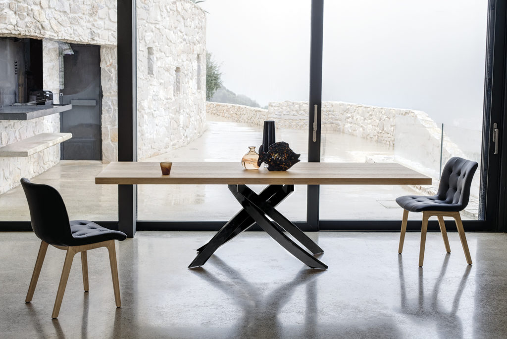 BONTEMPI стол ARTISTICO