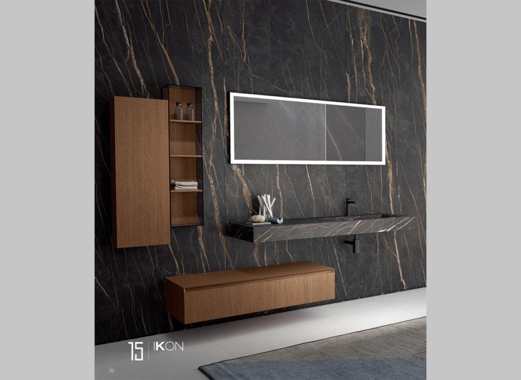 Новая потрясающая коллекция мебели для ванной комнаты от BMT (Italy)