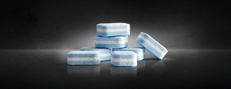 Очистка, ополаскиватель и соль - в одном флаконе!Комплект таблеток UltraTabs All in One по выгодной цене!