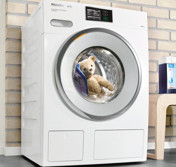 Комплект моющих средств для стиральных машин Miele со скидкой 20%! Хватит на долго!